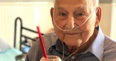 104-year-old WWII vet beats COVID-19 in time for birthday