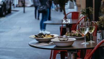Dining in Dublin: A list of restaurants with outdoor seating