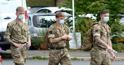 Army on Covid-19 standby as Birmingham council goes to emergency door-to-door testing