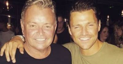 Mark Wright details moment he thought he 'may never see dad again' following Covid-19 hospital dash