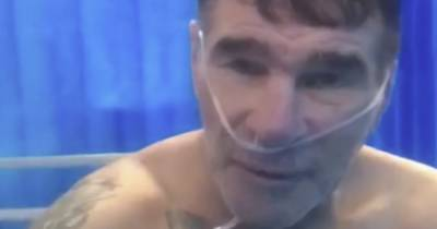 Big Fat Gypsy Wedding and CBB's Paddy Doherty breathless as he begs people to take Covid-19 seriously