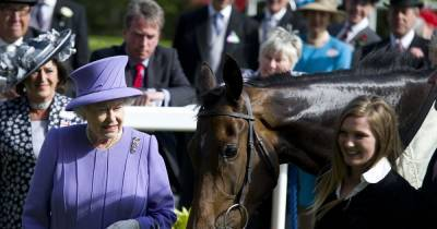 The Queen approves Royal Ascot changes trialled in response to Covid-19 pandemic