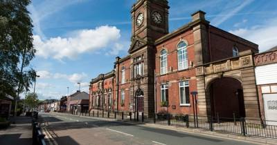 Royton Town Hall and Library revamp finally underway after pandemic delays