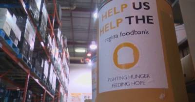 Regina food bank experiences record-high demand due to COVID-19
