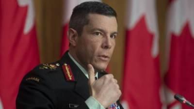 Maj.-Gen. Fortin steps aside pending military investigation