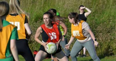 Dumbarton Harp Netball Club stronger than ever - as they adapt to the pandemic