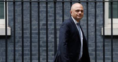 Sajid Javid urged to meet grieving families after 'cower' Covid comments